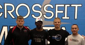 CrossFit Massillon meets CrossFit Mentality