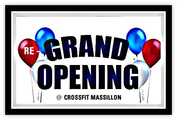 CrossFit Massillon Open House