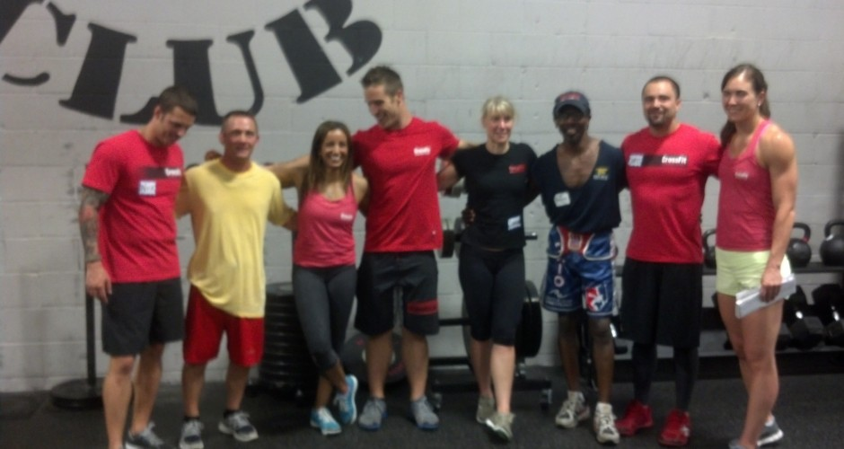 CrossFit Staff with Nadia Shatila