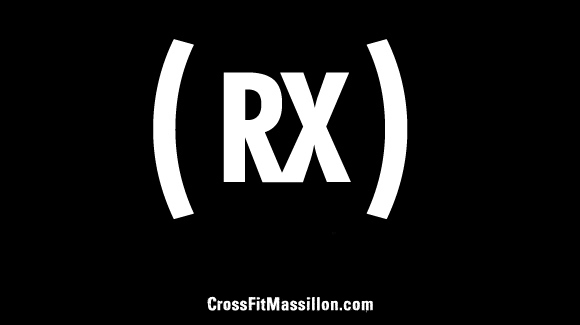 How to hit RX Weights- CrossFit Massillon Tips