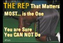 Increase Your Intensity Part 1 – Forced Repetitions