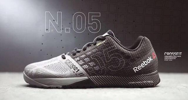 Reebok Introduces The Nano 5.0