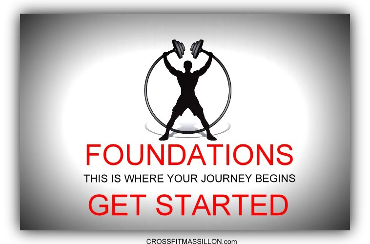 Foundations Schedule- October 2015