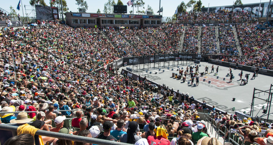 The 2017 Reebok CrossFit Games and $1 Million $mackers…