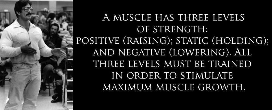 Increase Your Intensity Part 2 – Negatives